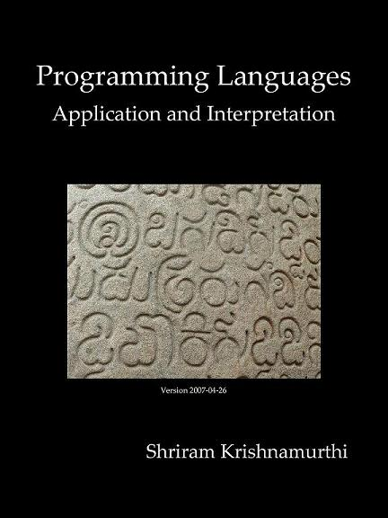 Logo for Programming Languages: Application and Interpretation
