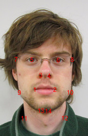 Face Morphing - Evan Wallace